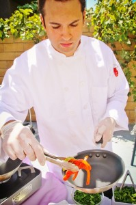 billottis-catering-owner-chef-nicholas-billotti-cooking-in-white